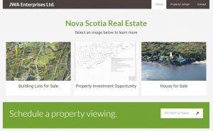 JWA Enterprises Ltd. - Nova Scotia Properties