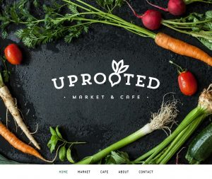 uprooted-market-and-cafe-website-example